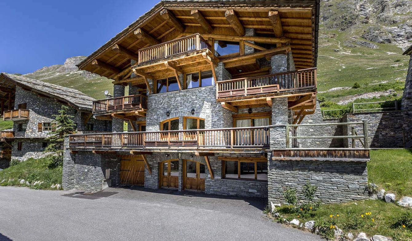 House with terrace Val-d'isere