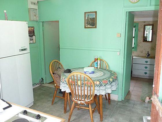 Vente maison 3 pièces 28 m2