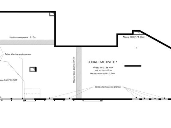 Vente divers 194,56 m2