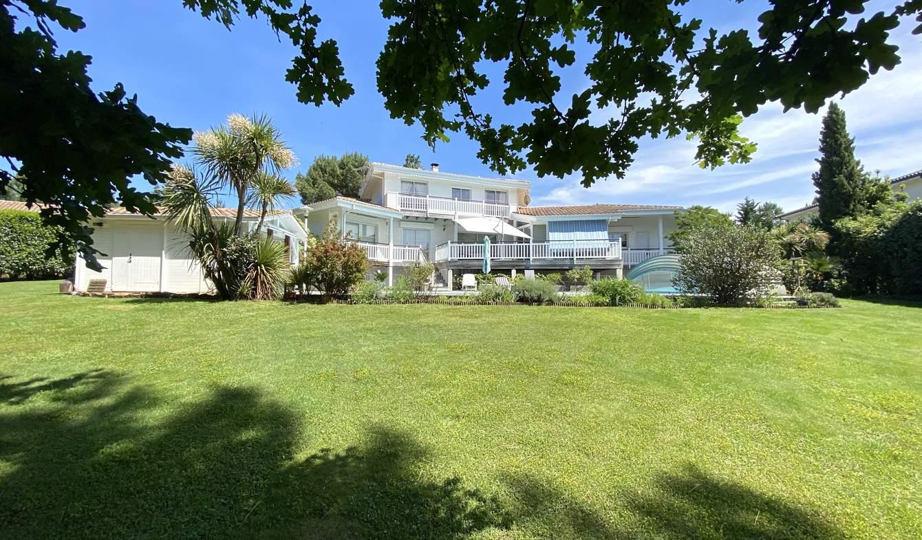 Villa en bord de mer avec jardin La Teste-de-Buch