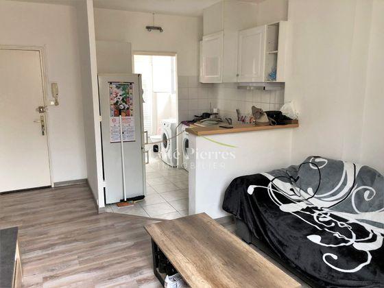 vente Appartement 2 pièces 40 m2 Nimes