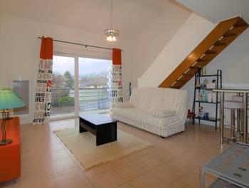 Appartement meublé 2 pièces 56,06 m2