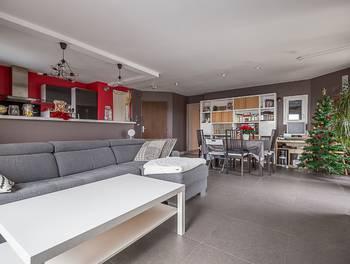 Appartement 4 pièces 77,28 m2