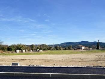 Terrain à bâtir 786 m2