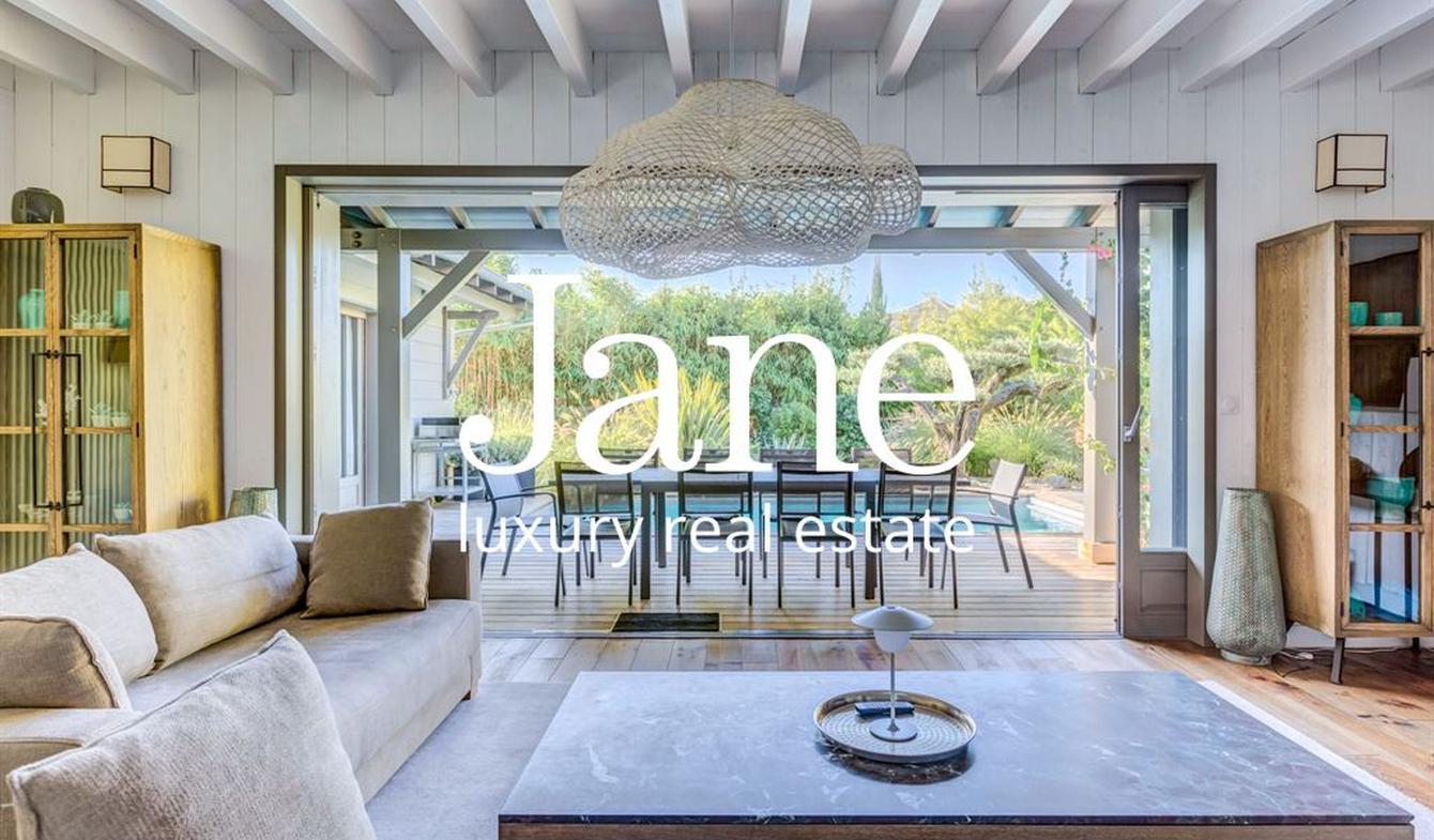 Villa avec piscine et terrasse Lège-Cap-Ferret