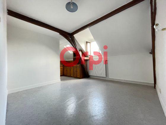 Vente appartement 3 pièces 60,6 m2