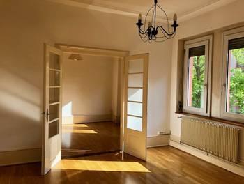 Appartement 4 pièces 77,53 m2