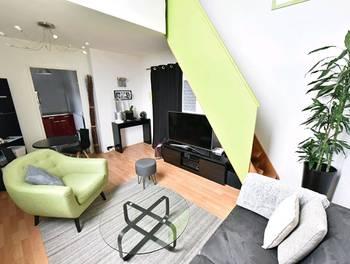 Appartement meublé 2 pièces 37,54 m2