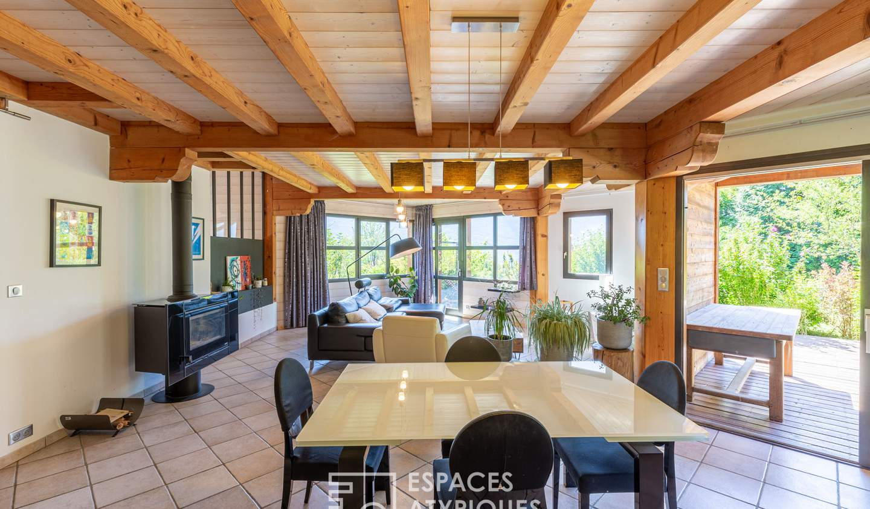 Maison avec terrasse Mercury