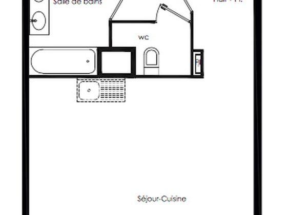 Vente appartement 3 pièces 65,02 m2