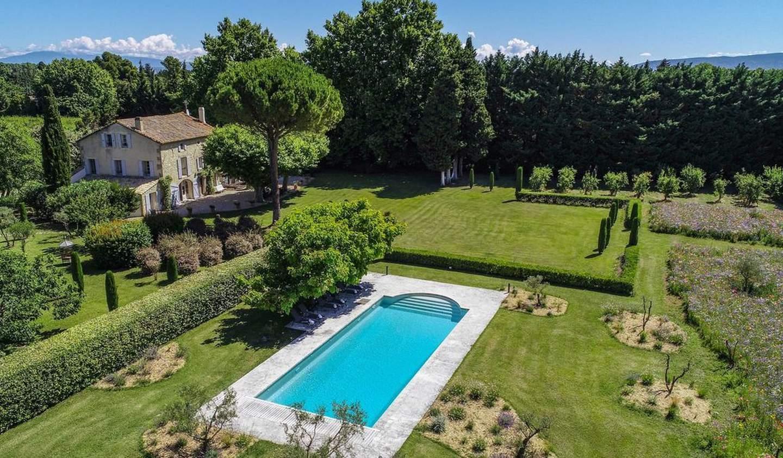 Villa avec piscine et jardin Saint-Andiol