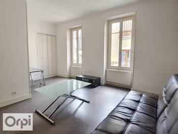 Studio meublé 32,94 m2