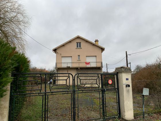 Vente maison 7 pièces 143 m2