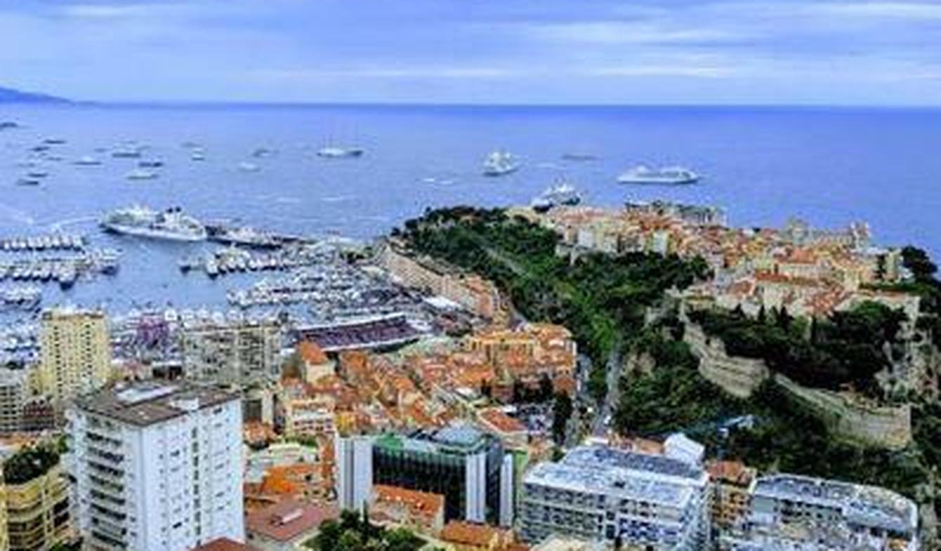Appartement contemporain avec terrasse Monaco