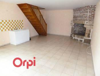 Appartement 2 pièces 51,99 m2