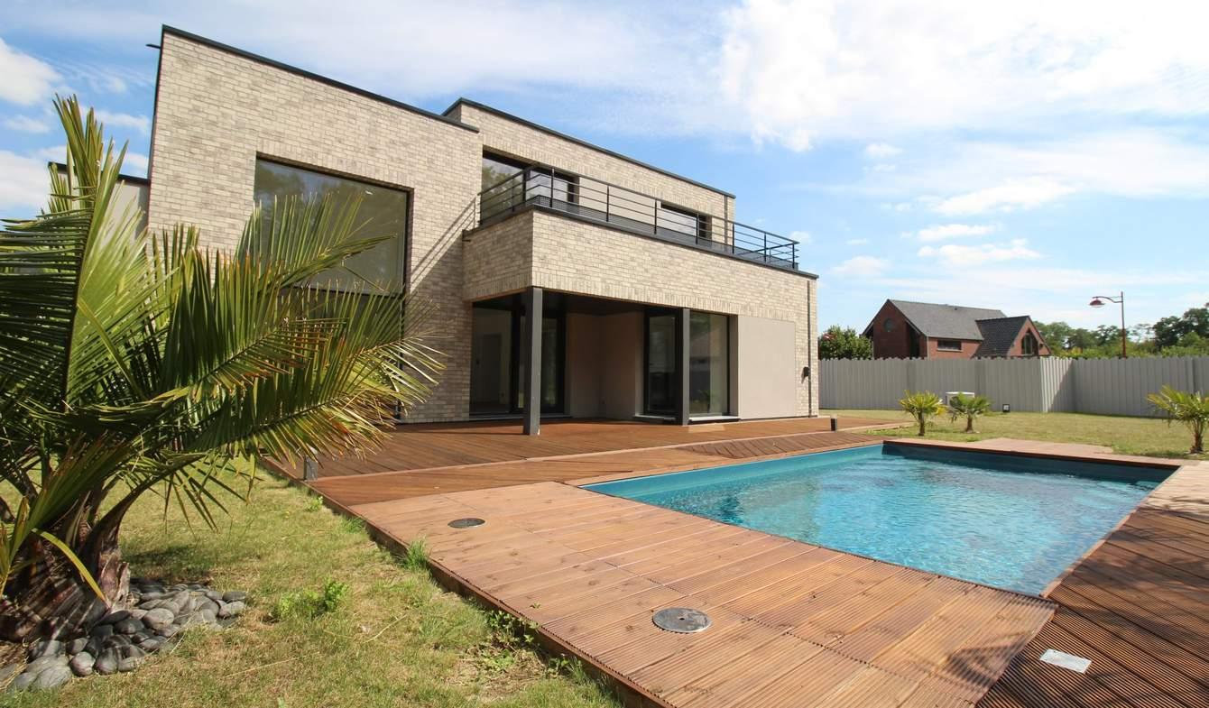 Maison avec piscine Mérignies