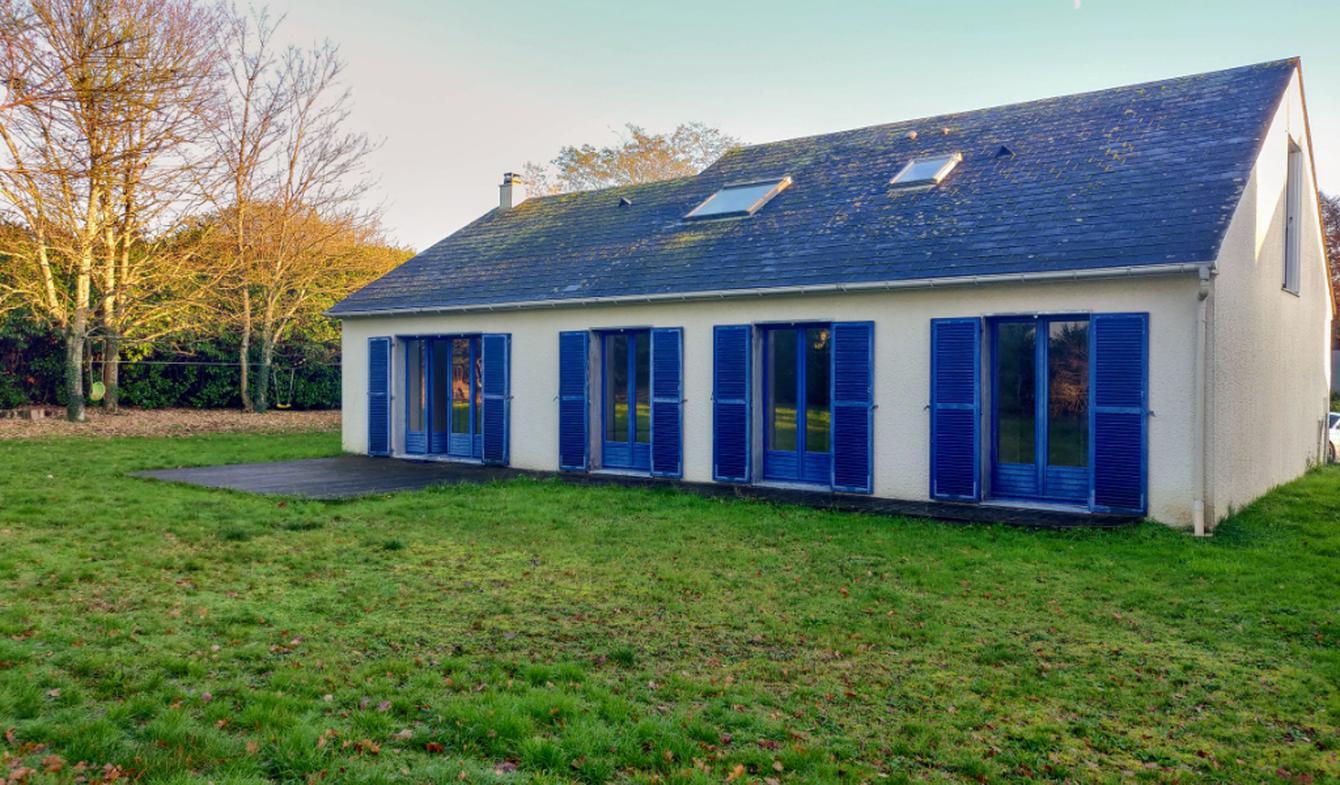 Maison avec terrasse Orvault