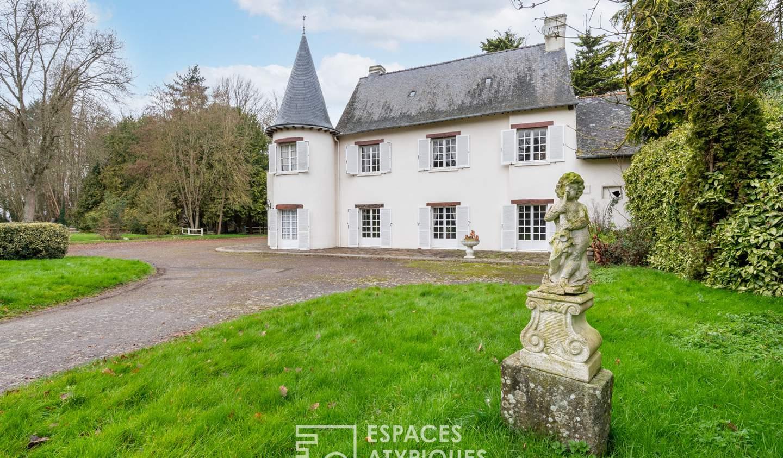 Maison avec terrasse Montgermont