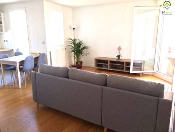 Appartement meublé 2 pièces 49,28 m2