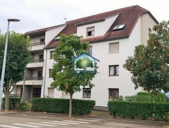 Appartement 4 pièces 99,24 m2