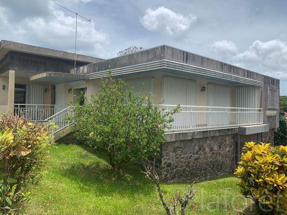 Vente maison 5 pièces 155,71 m2