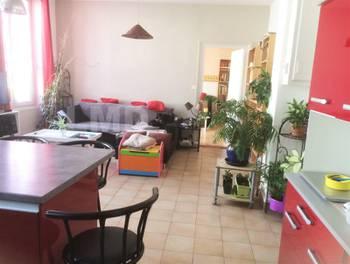 Appartement 3 pièces 64,59 m2
