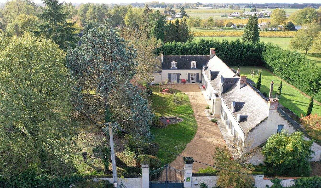 Maison avec terrasse Bourgueil