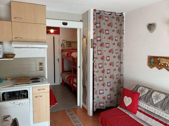 Vente studio 18,2 m2