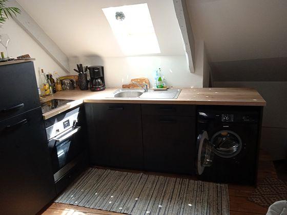 Location appartement 2 pièces 31,91 m2