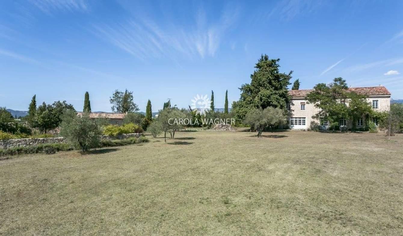 Villa avec piscine Mazan
