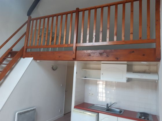 Location studio 23,27 m2