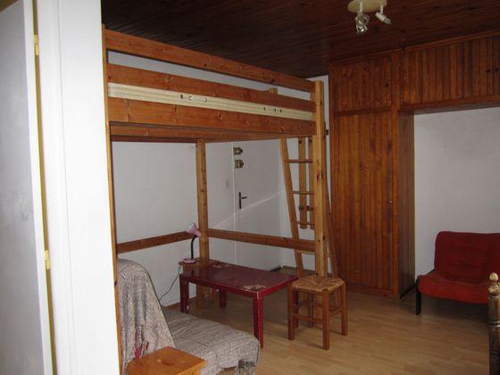 Vente studio 27,21 m2