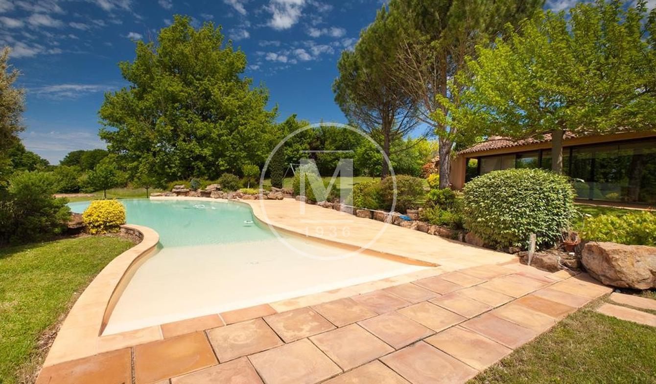 Maison avec piscine et terrasse Villefranche-de-Rouergue