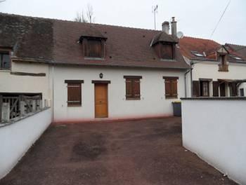 Maison 3 pièces 78,6 m2