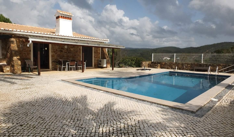 Maison avec piscine et terrasse Aljezur