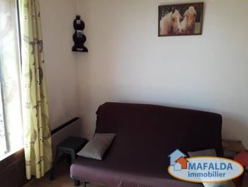 Appartement meublé 2 pièces 25,32 m2
