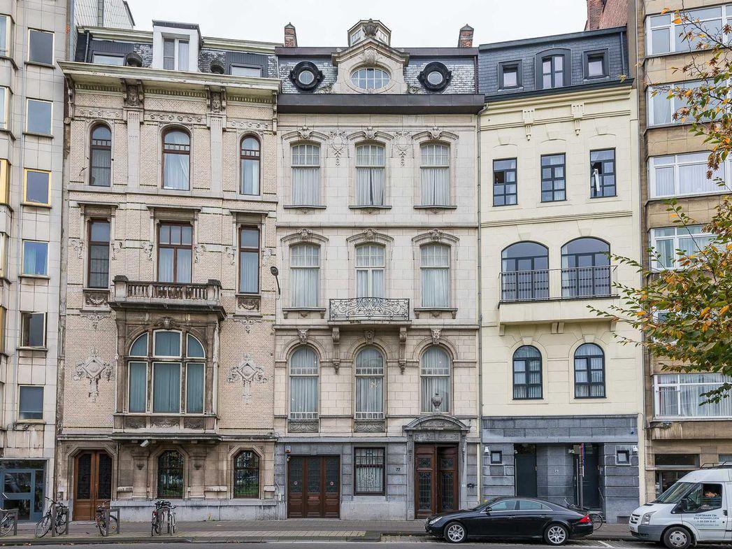 Vente manoir anvers 2 000 000 5000000 910 m for Achat maison belgique frais