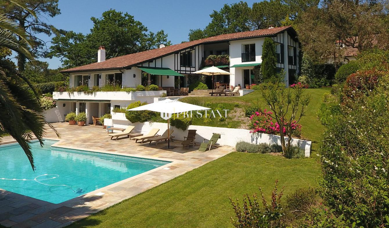 Maison avec piscine et terrasse Arcangues