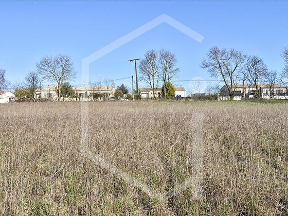 Vente terrain 1386 m2