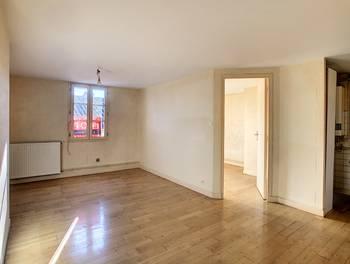 Appartement meublé 3 pièces 47,95 m2