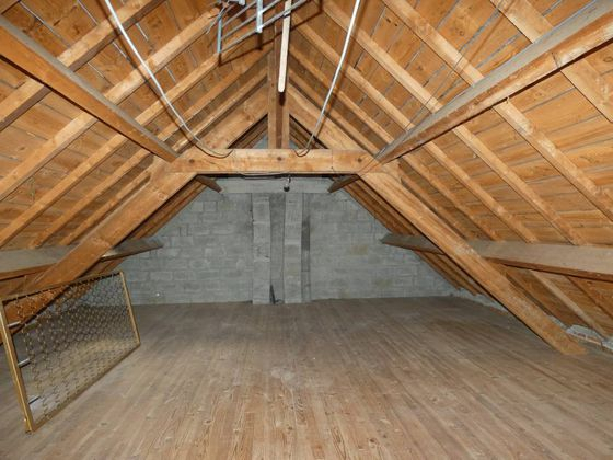 Vente maison 6 pièces 58 m2