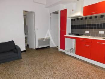Appartement 3 pièces 41,59 m2