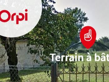 Terrain 668 m2