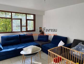 Appartement 2 pièces 55,57 m2