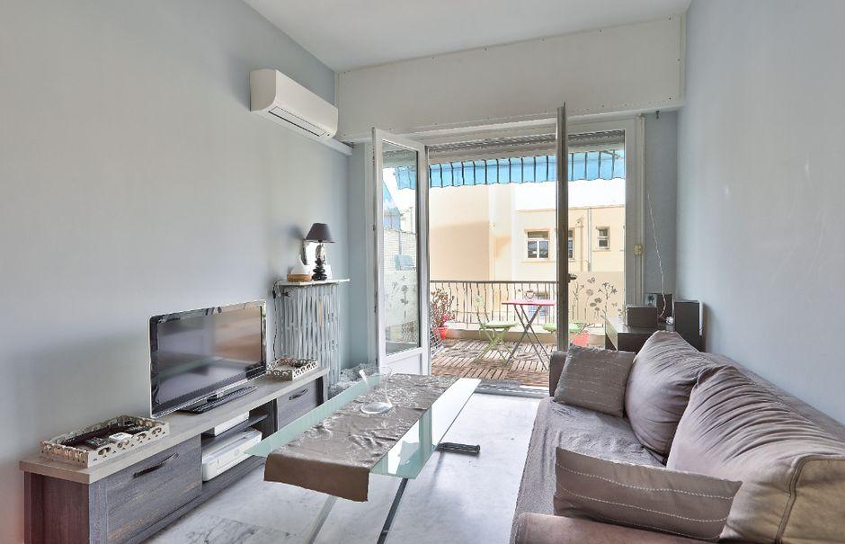 Vente appartement 3 pièces 54.74 m² à Nice (06000), 219 000 €