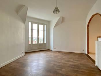 Appartement 2 pièces 45,74 m2