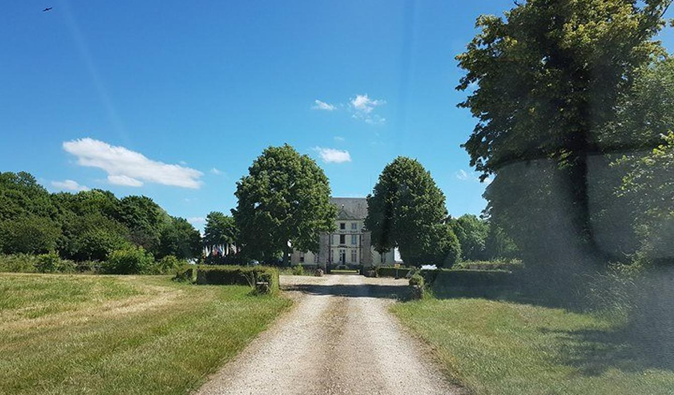 Château classé monument historique Sauvigny-le-Bois