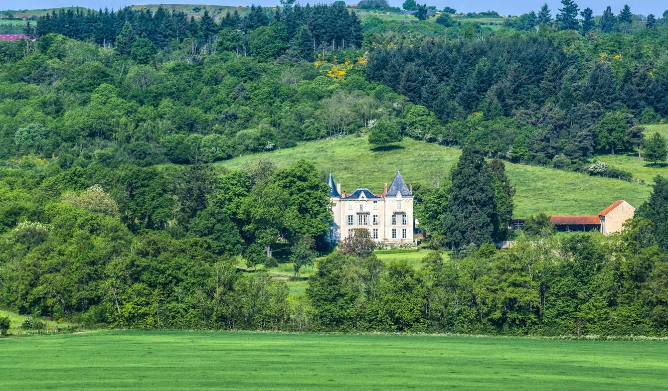 Castle Aigueperse