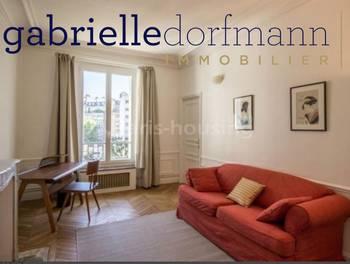 Appartement meublé 4 pièces 90,6 m2