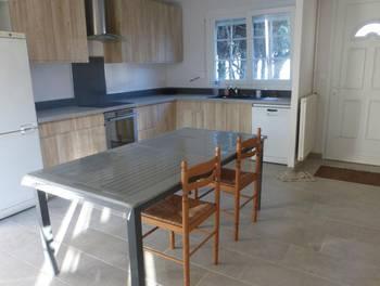 Maison meublée 4 pièces 77 m2